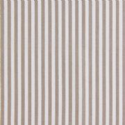 Gutermann Fabric Stripes French Cottage Beige - per quarter metre